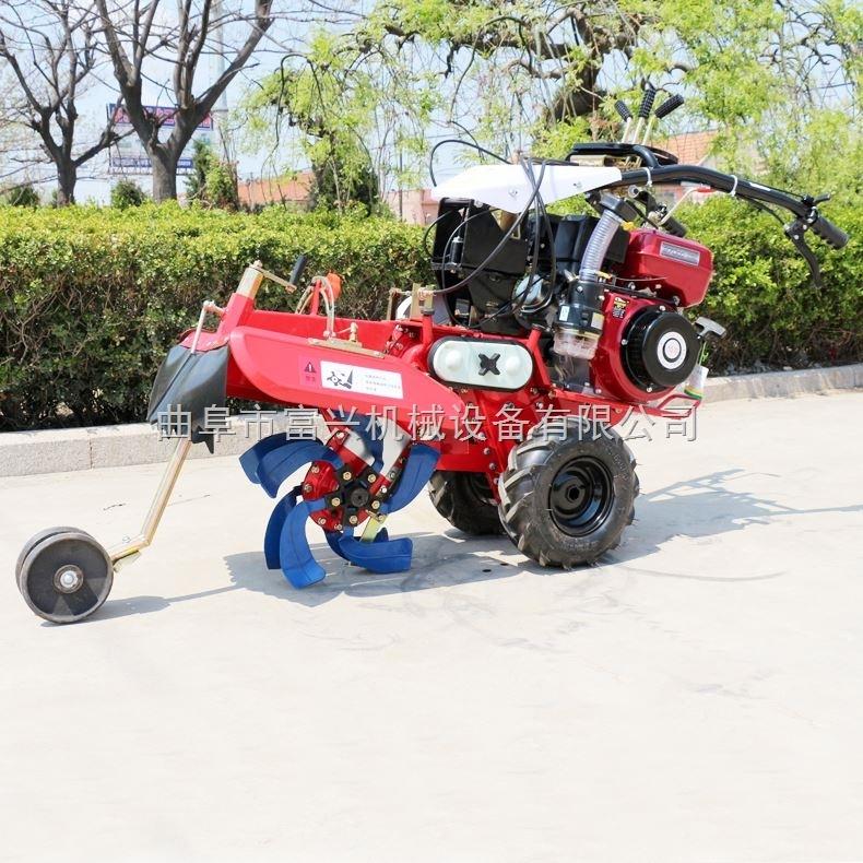 FX-GLJ-柴油培葱机 果园施肥松土机
