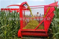 新式玉米秸秆收割机'厂家