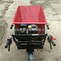 小型农用运输机械 汽油独轮车 动力灰斗车