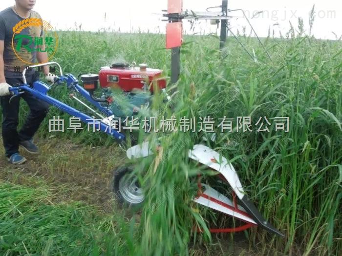 手扶式小麦收割机 厂家直销多用途割晒机