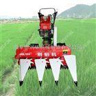 时产6-8亩农作物割晒机 多行宽副收晒机