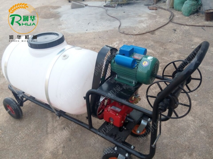 高压拉管喷雾器 多用途消毒杀虫打药机