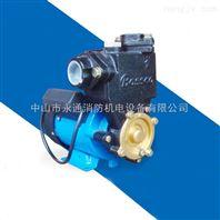 家用220V自动卧式热水增压泵PB-126E 给水泵