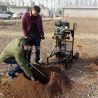 FX-WKJ便捷式大棚立柱打洞机 螺旋植树挖坑机图片