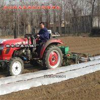多功能农用扣膜机 玉米播种打药覆膜机