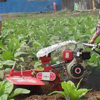 柴油耕地机 手扶式培土开沟机 大配置挖沟机