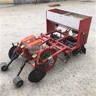 拖拉机后置施肥播种机 玉米膜上精播机