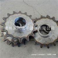 各种链轮齿轮 单排双节距链轮 机械传动链轮