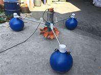 渔业机械水产380V三相YL-3KW叶轮式增氧机