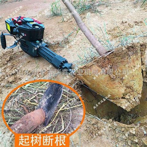 断根土球挖树机 便携式汽油断根机图片