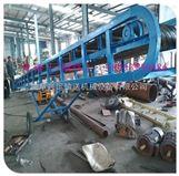 空心砖装卸车皮带输送机  高效升降皮带机