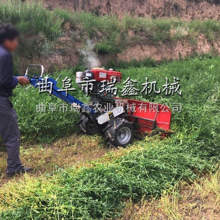 小型苜蓿草割晒机 山区专用小型牧草收割机