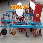 家用玉米播种盖膜机 多功能农用喷药覆膜机