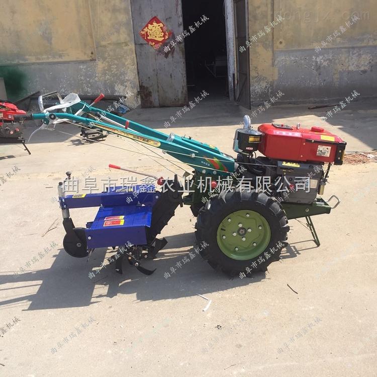 小型多功能微耕机拖拉机大马力两轮旋耕机