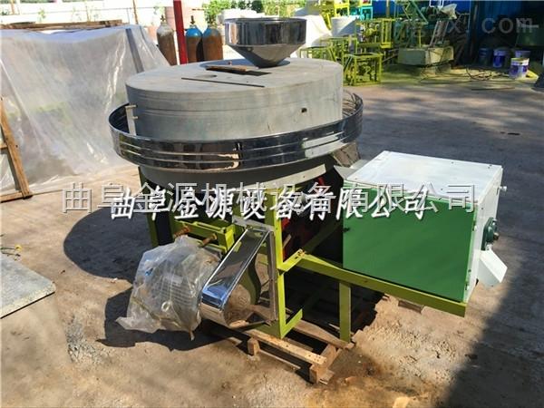 不同型号电动石磨机 电动豆浆豆腐磨浆机