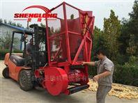 青贮玉米秸秆回收机生产厂家直销