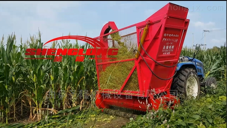 SL150-拖拉机带动秸秆粉碎回收机