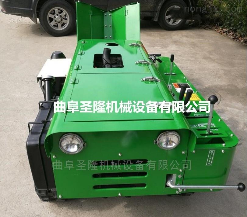 自走式开沟施肥回填一体机田园管理机