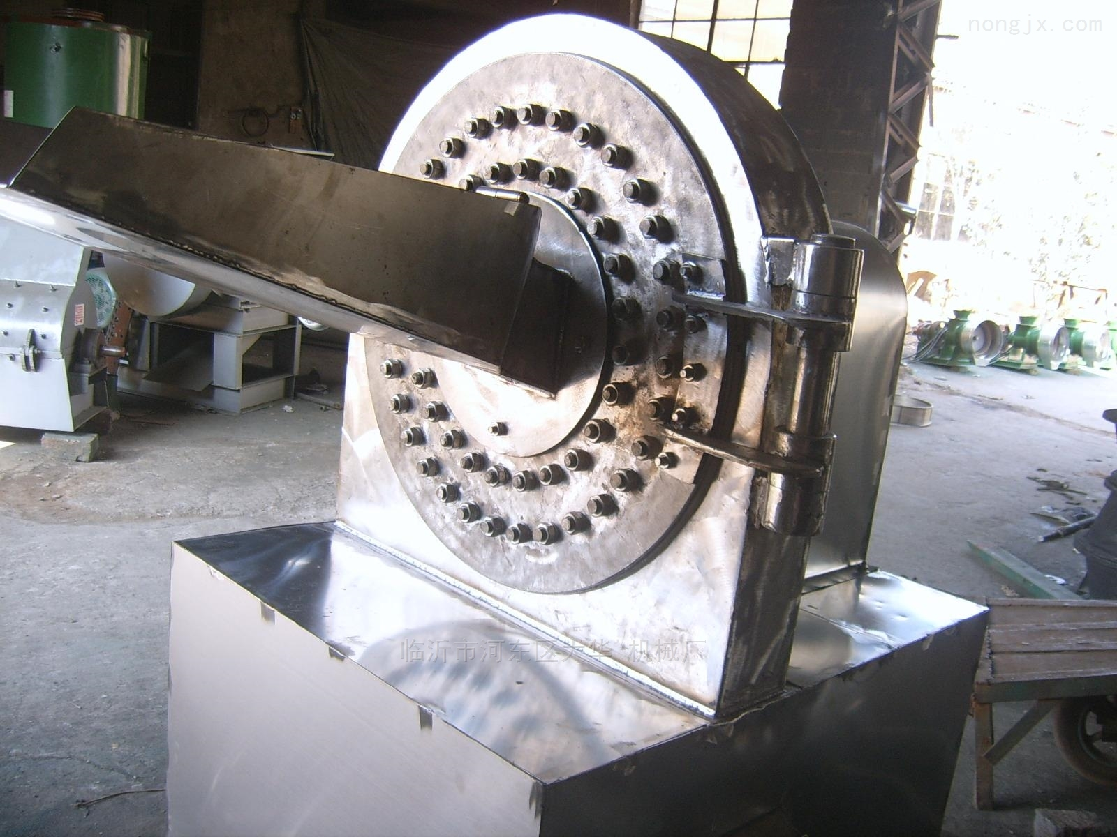 临沂不锈钢食品粉碎机不断创新