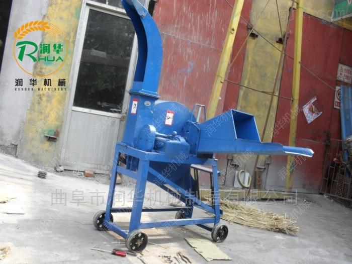 青贮秸秆铡草机 厂家直销饲料粉碎机