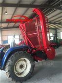 玉米秸秆切碎回收机 紫花苜蓿草收获机厂家