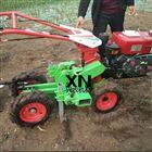 XN-7.5单杠四轮车带前置铲蒜机 全自动大蒜收获机
