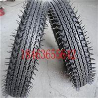 4.50-12农用车三轮车轮胎水曲羊角花纹