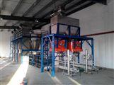 水溶肥生产线路杰机械电脑定量配料系统