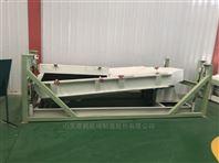 双鹤SFJZ601/2振动分级筛饲料产量1-5T