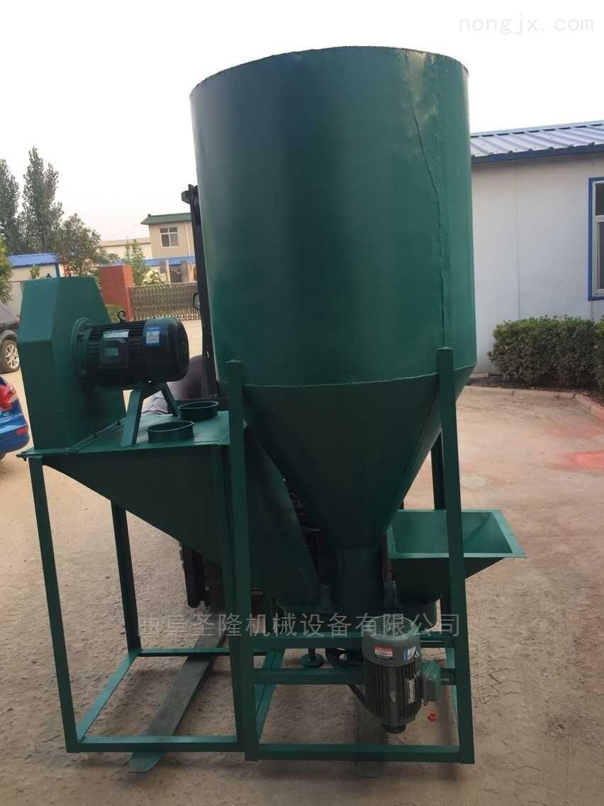 养殖饲料粉碎搅拌机厂家