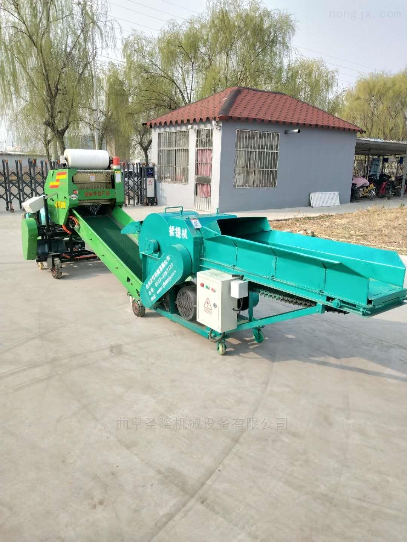9RC1200-贵州秸秆青贮揉丝机