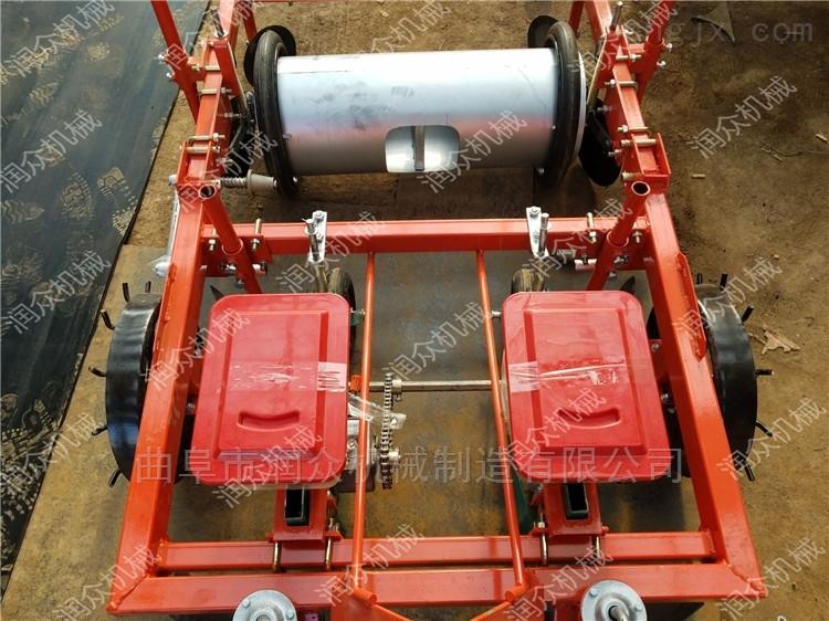 多用途棉花播种机 向日葵油葵精播机