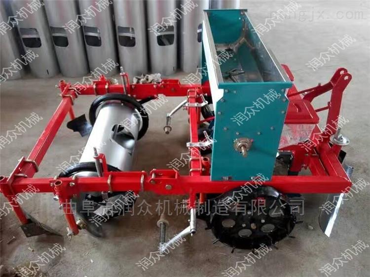 玉米覆膜播种机价格 沙土油葵种植机