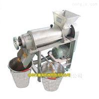 鲁强生产生姜脱水压榨机/不锈钢榨汁机