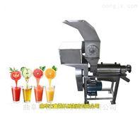 全国供应螺旋破碎榨汁机 水果压榨打浆机