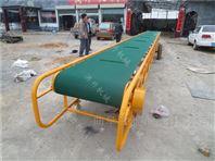 结构轻巧PVC输送机 农场运输草料皮带机