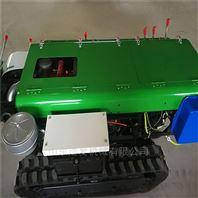 柴油自走式旋耕机 松土施肥机 履带回填机