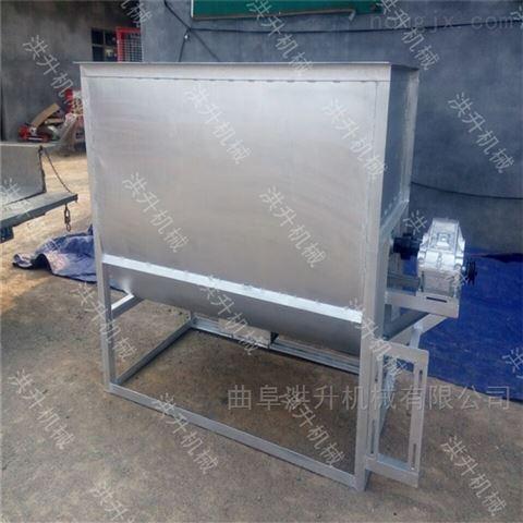 多功能畜牧机械搅拌机 螺旋/拨齿牛羊拌料机