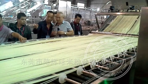 贵阳米线设备自动化技术引领行业新标准
