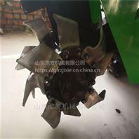 新款回填机 自走式旋耕机 多功能开沟机