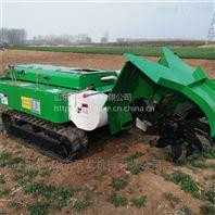 果园旋耕锄草机 果树施肥机 自走式开沟机