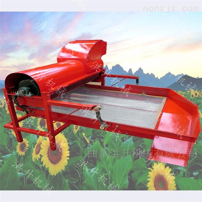 农业机械专用向日葵脱粒机 脱净率高打粒机
