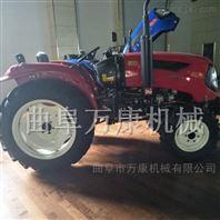 大马力轮式拖拉机 大型旋耕机厂家