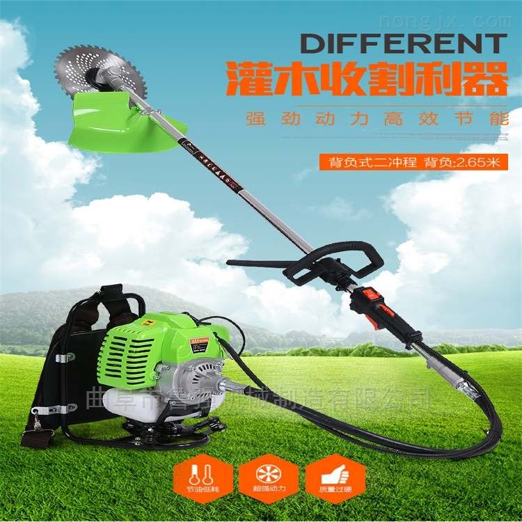 优质汽油果园除草机 背负式小型割草机厂家