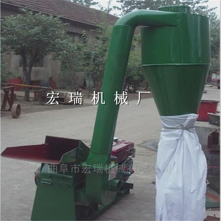 大豆粉碎机 地瓜秧磨面机