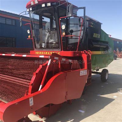 4ZZ-300新疆南瓜耐用联合收获机