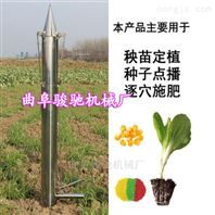 小型辣椒移栽机 大棚蔬菜专用栽植机价格