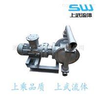 DBK系列电动隔膜泵