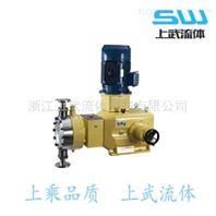 GM型机械隔膜式计量泵