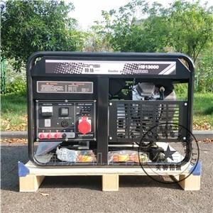 翰丝10kw汽油发电机HS13000报价